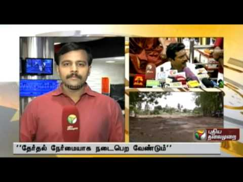 Telephonic interview with actor S. Ve. Shekher about  Sarath Kumar's statement during his press meet