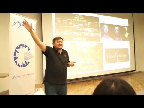 Саясат Нурбек вторая часть Global Shapers Almaty Hub