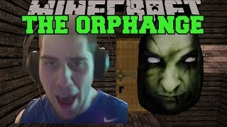 Minecraft: THE ORPHANAGE (SCARY MAP WITH JUMP SCARES!) Map [Part 1]