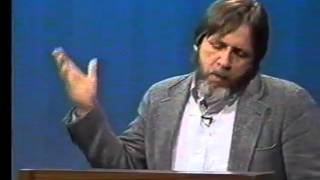 Rick Roderick on Epicureans, Stoics, and Skeptics [full length]