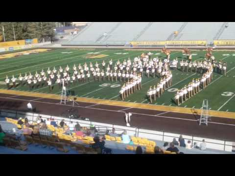 University of Wyoming Marching Band
