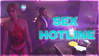 sex Hotline - Grand Theft Auto V