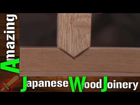 10 Common Japanese Woodworking Joints That Will Blow Your Mind – Japanese Cabinetmaking
