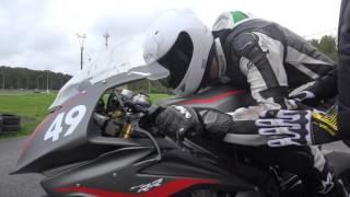 Техника пилотирования гоночным мотоциклом