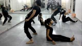Contemporary dance-Na aye ho na aoge by surdazz group