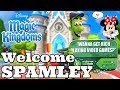 WELCOME SPAMLEY! RALPH BREAKS THE INTERNET! Disney Magic Kingdoms | Gameplay Walkthrough Ep.359