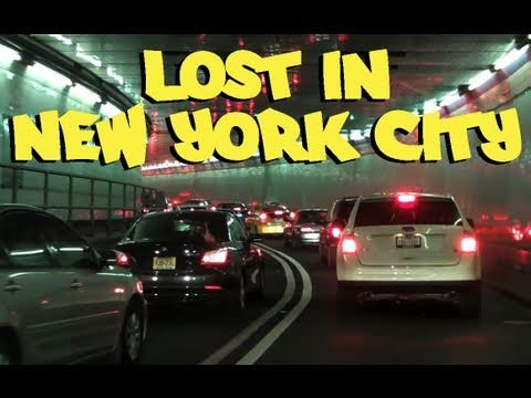 LOST IN NEW YORK CITY