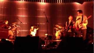 "Radiohead ""Meeting in the Aisle"" live in Tampa 2-29-12"