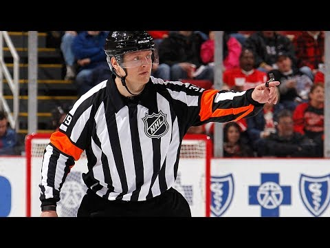 How To Become An NHL Referee Or Linesman
