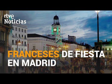 TURISTAS en busca de ocio, fiestas ilegales en pisos turísticos y MENOS RESTRICCIONES | RTVE
