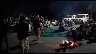 2 : बेनतीजा रही किसानों व प्रशासन की वार्ता, रातभर सड़कों पर रहेगा डेरा