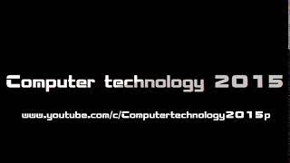 Премер Превью Computer technology 2015