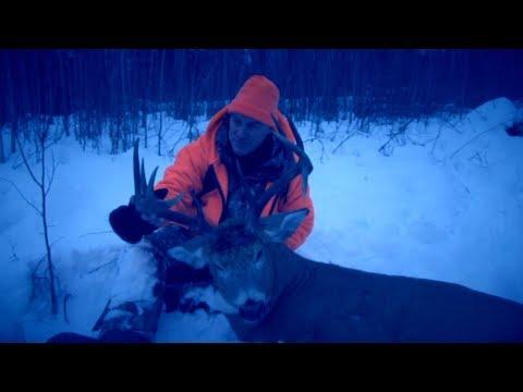 Saskatchewan Deer Hunting; Giant Canadian Bucks   S1E3