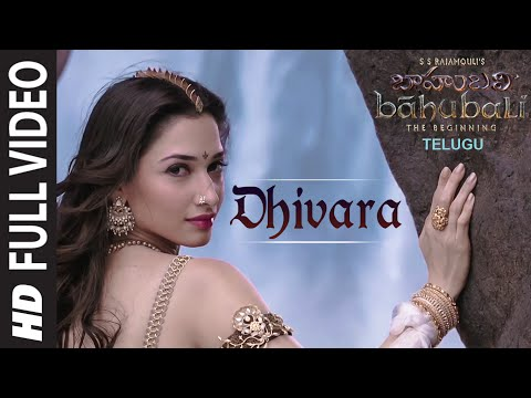 Dhivara Full Video Song || Baahubali...