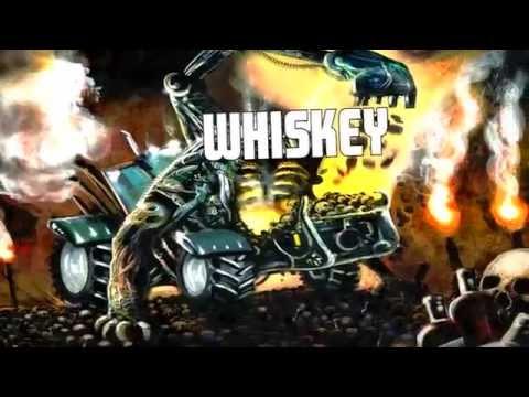 Monstractor - Whiskey Hangover (Lyric Video)