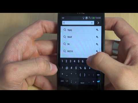 HTC Desire 500 - Internet - Teil 3