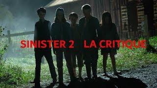 Sinister 2 CRITIQUE