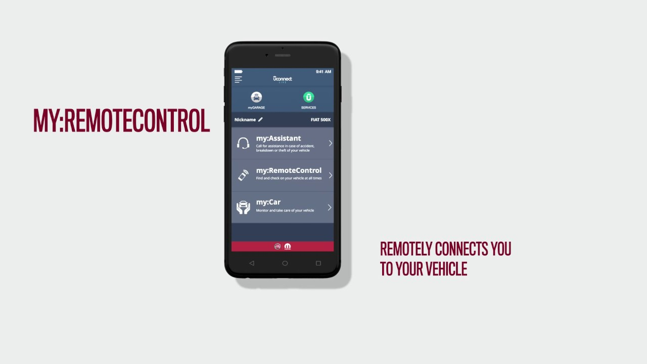 Mopar Connect For Fiat Owners Reminder Youtube