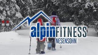 Schneeschuhwanderung Alpwegkopf 1500m - Snowshoing, Laterns, Gapfohl, Vorarlberg, Austria