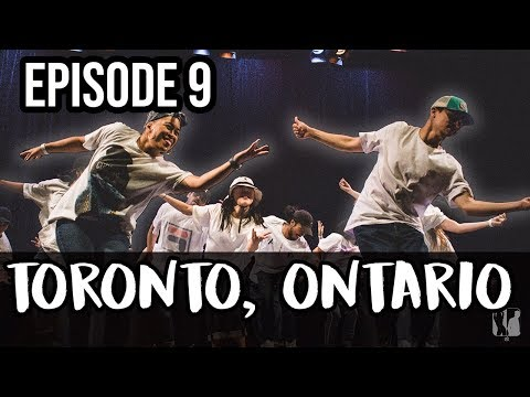 We Went To Canada, Eh! || TORONTO, ONTARIO - Dance Travel EP 9