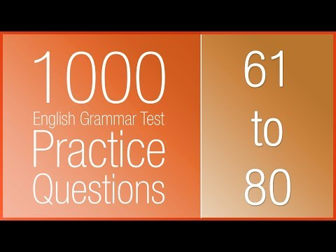 [61-80]-1000-english-grammar-test-practice-questions-(present-continuous)