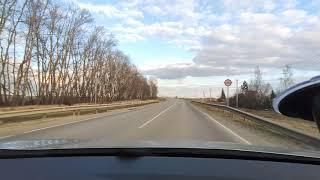 Немного дорог Московской области