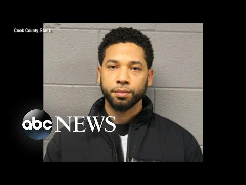 Jussie Smollett charged with felony, out on bond for allegedly staging hoax attack