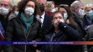 Yvelines | Une nouvelle prime rénovation pour les copropriétés