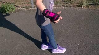 Daisy's two wheel heely tutorial
