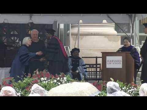 Harvard Law School Commencement 2017 - Full ceremony