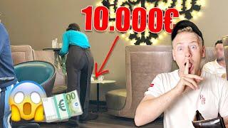 ICH GEBE  IHR 10.000 € TRINKGELD ! 😱 II RayFox