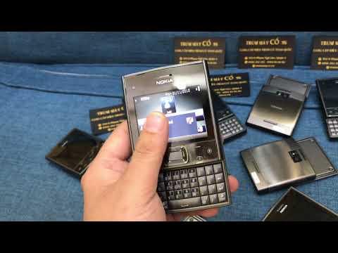 Bán Nokia X5-01 cổ màu xám zin chính hãng tại tphcm