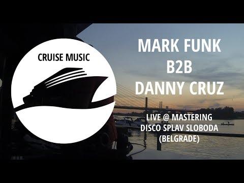 Mark Funk b2b Danny Cruz LIVE @ Disco Splav Sloboda [Belgrade] 05.07.2017.