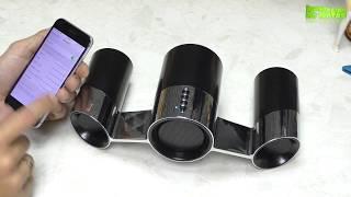 Bluedio US UFO Bluetooth Колонка и Наушники Bluedio R+legend Снятые с Производства