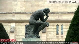 Paris, France - Video tour of a vacation rental on Rue de Bourgogne ( Les Invalides)(Hello and welcome to another New York Habitat vacation rental video tour. Our tour today takes us to a great 2-bedroom apartment ..., 2012-03-07T19:37:45.000Z)