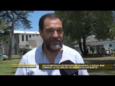 PROTAGONISTAS 12 DE ENERO 2020