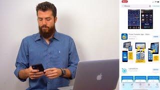 Como passar suas Fotos do iPhone para o Computador e do PC para o iPhone! RÁPIDO! App Atualizado!