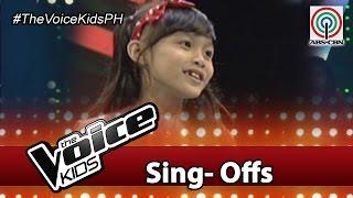 Team Lea Sing-Off Rehearsal - Yessha Dela Calzada