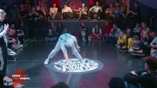 Street Noise 2018 / Finał Bgirl Battle / Julson vs AGT