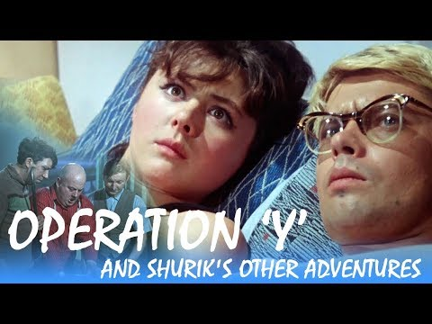 Operation Y and Shurik's Other Adventures with english subti