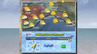 14 Maggio Previsioni Meteo Meteolanterna per Genova e la Liguria