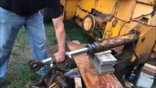 Hydraulic Cylinder Rebuild