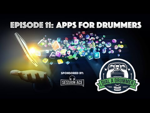 Ep. 11: Apps For Drummers