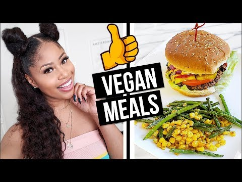 HEALTHY & TASTY VEGAN FOOD! 🔥 ➟ what I eat in a day