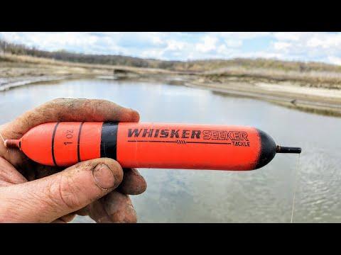 Bobber Fishing For Creek Catfish!! (Lots Of Fish)