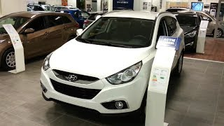 Hyundai ix35 2015 In depth review Interior Exterior