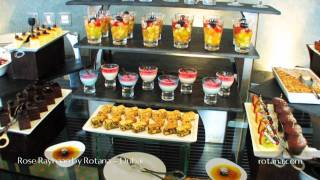 Restaurants @ Rose Rayhaan by Rotana - Dubai, United Arab Emirates