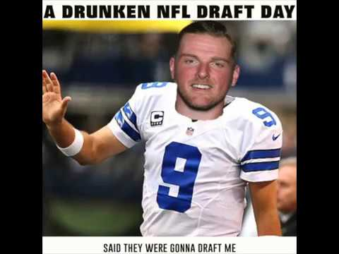 The Day Pat McAfee Got Drafted