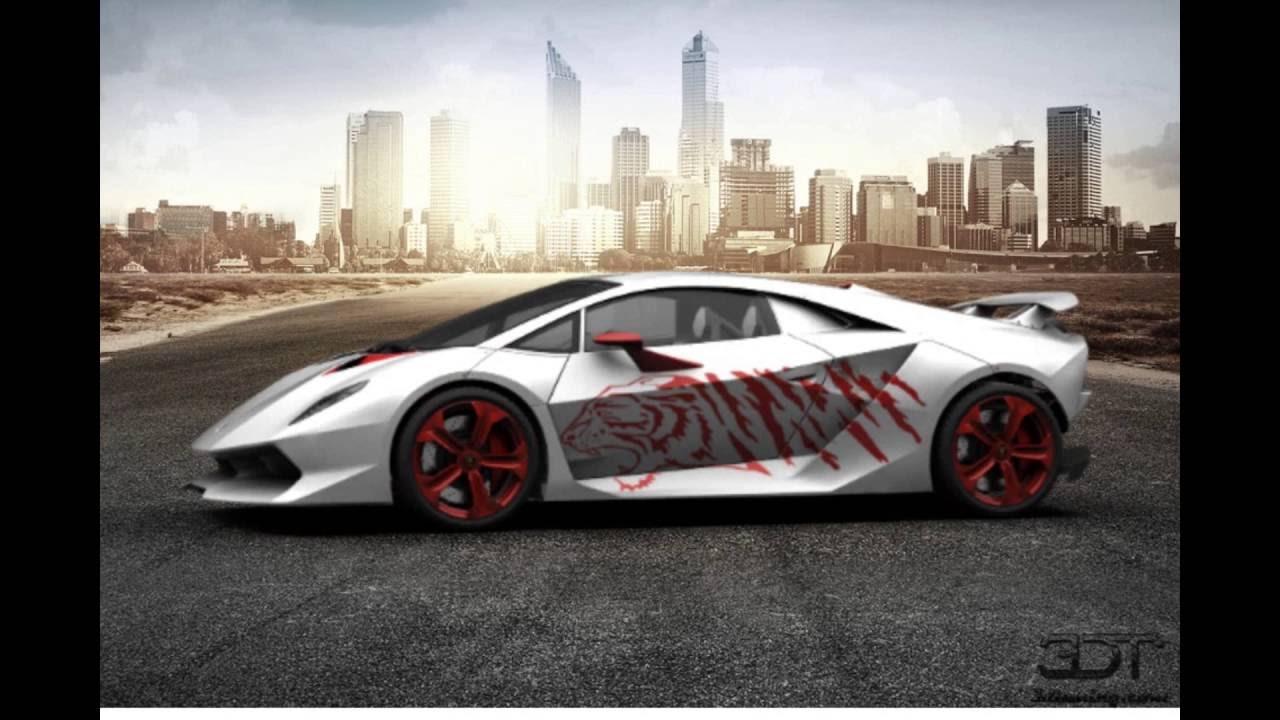 Lamborghini Sesto Elemento Tuning 3d Tuning Youtube