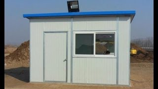 Sandwich Panels Prefab Homes Kit For Low Cost Fast Building